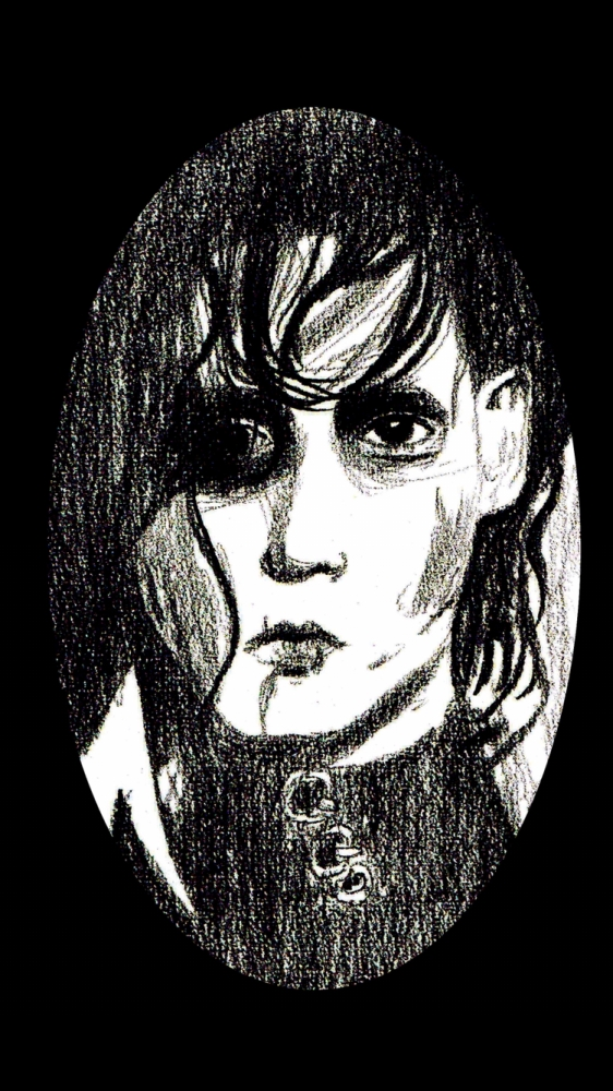 Johnny Depp by Elwinn